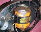 Photos of Oil Filter Types Tractor