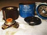 Images of Oil Filters Problems