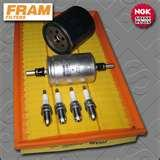 Oil Filters And Spark Plugs Images