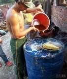 Photos of Oil Filter System Cooking Oil
