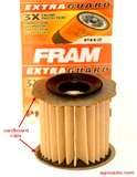 Pictures of Fram Oil Filters Are No Good