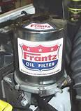 Photos of Toilet Paper Oil Filter