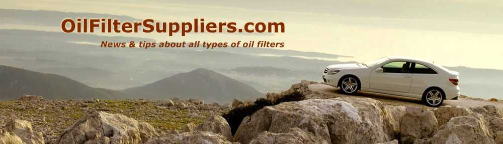 Oil Filter Suppliers