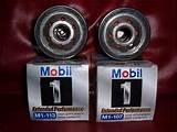Mobil One Oil Filter Images