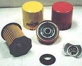 Oil Filter Study Photos