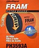 Pictures of Fram Oil Filter Application