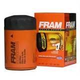 Fram Oil Filter Application Pictures