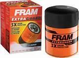 Photos of Fram Oil Filter Application