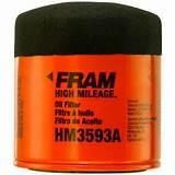 Oil Filter High Mileage Pictures